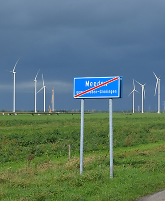Meeden windmolens